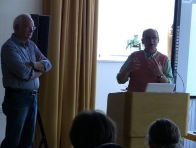 Eröffnungsvortrag Neubauer