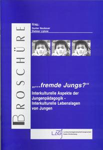 Broschüre '...fremde Jungs'